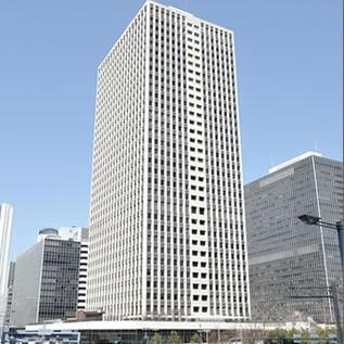 大阪駅前第3ビル 主管センターの外観
